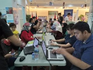 Kursus Internet Marketing SB1M Terheboh di Temanggung